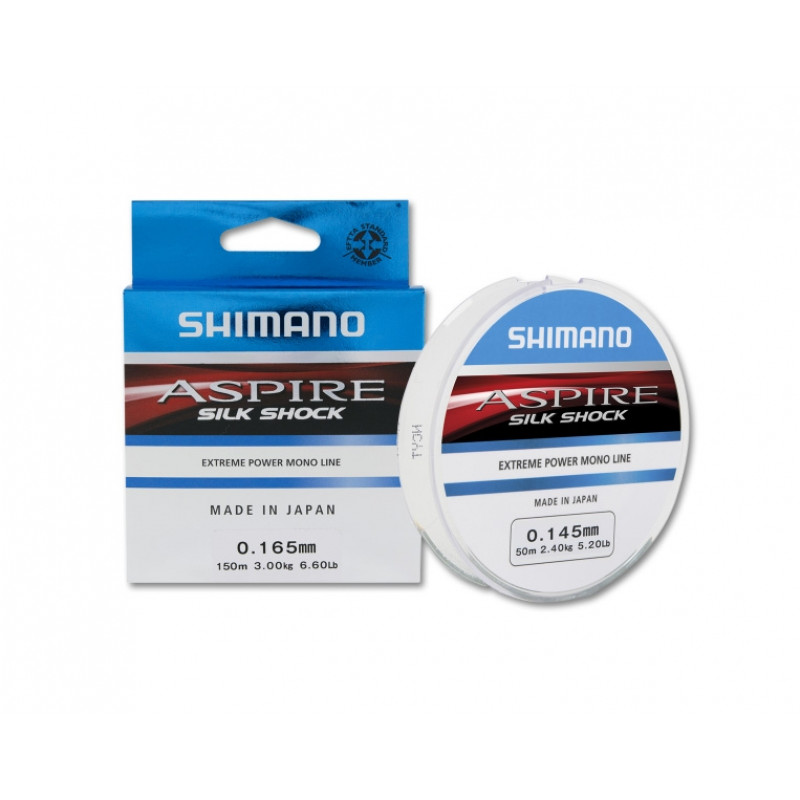 Леска Shimano Aspire Silk Shock New
